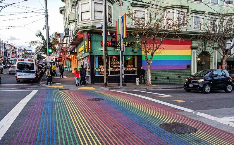 Bairro Castro em San Francisco