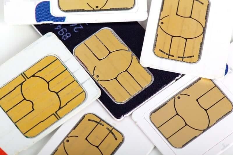 Chip pré pago para usar o celular na Califórnia