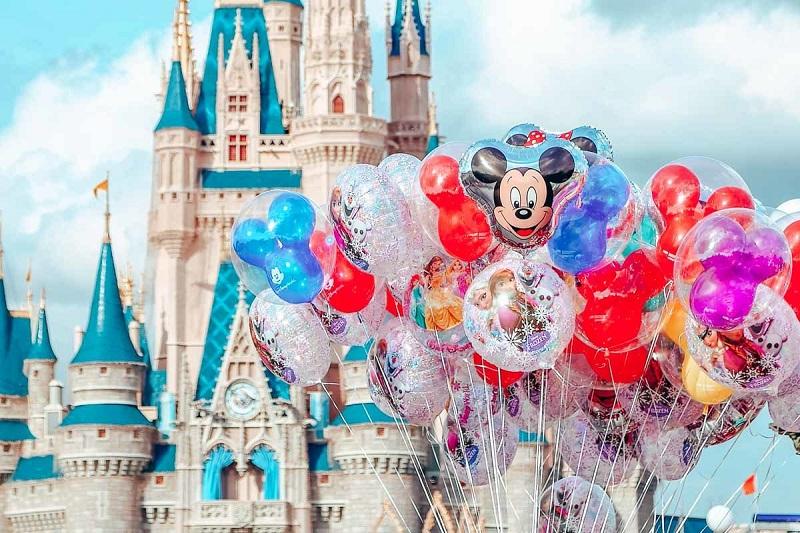 Visita à Disneyland California