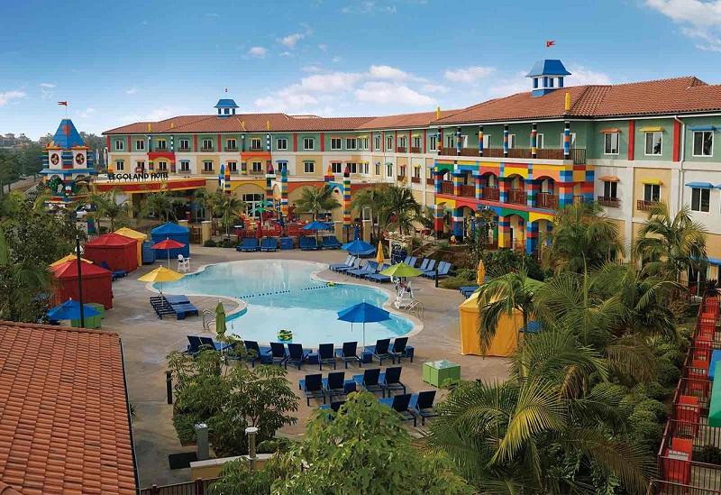 Legoland California Resort Hotel
