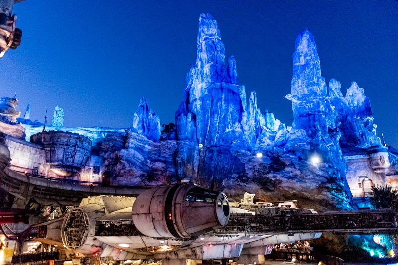 Star Wars Galaxy's Edge - Disneyland California