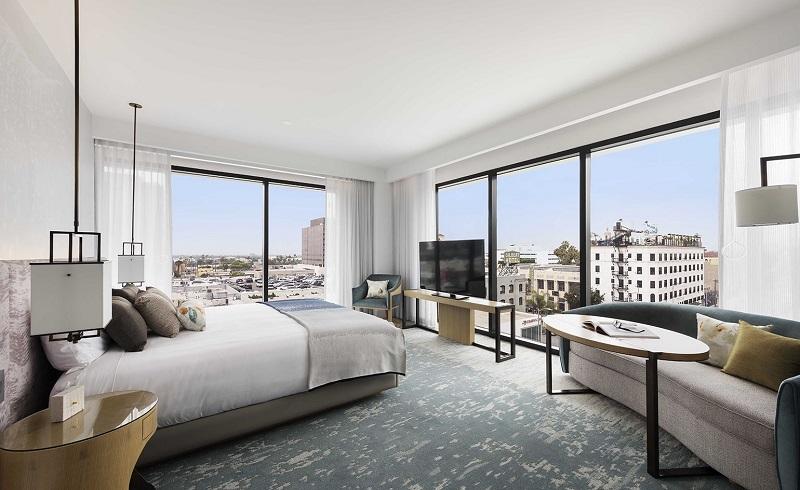 Quarto de hotel em Los Angeles