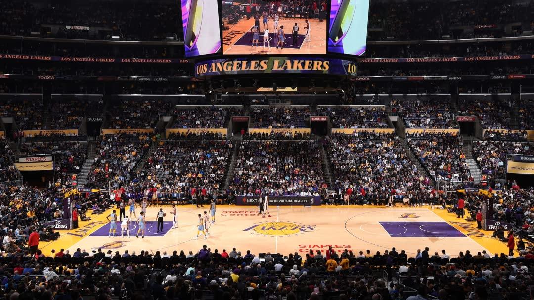 Jogo Los Angeles Lakers NBA